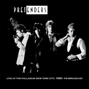 PRETENDERS - LIVE AT THE PALLADIUM, NYC 1980 - FM BROADCAST