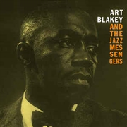 BLAKEY, ART -& THE JAZZ MESSENGERS- - ART BLAKEY & THE JAZZ MESSENGERS (BLUE)
