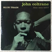 COLTRANE, JOHN - BLUE TRAIN (RUS/BLUE)