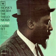 MONK, THELONIOUS -QUARTET- - MONK'S DREAM (RUS/BLUE)