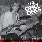 ONLY ONES - LIVE IN CHICAGO 1979