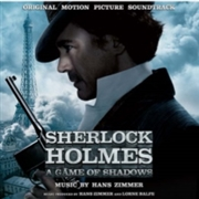 ZIMMER, HANS - SHERLOCK HOLMES: A GAME OF SHADOWS O.S.T.