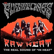 FUZZTONES - RAW HEAT: THE 'IN HEAT' DEMOS