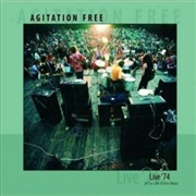 AGITATION FREE - LIVE '74: AT THE CLIFFS OF RIVER RHINE