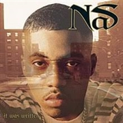 NAS - IT WAS WRITTEN (2LP)