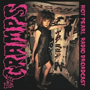 CRAMPS - HOT PEARL RADIO BROADCAST