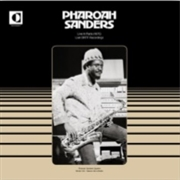 SANDERS, PHAROAH - LIVE IN PARIS (1975)