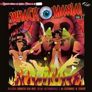 "VARIOUS - WHACK-O-MANIA, VOL. 1 (10"")"