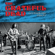GRATEFUL DEAD - LIVE IN HEROUVILLE, FRANCE, 21 JUNE 1971