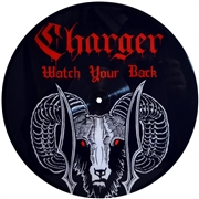 CHARGER - WATCH YOUR BACK (PD)