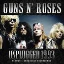 GUNS N' ROSES - UNPLUGGED 1993 (2LP/CLEAR)