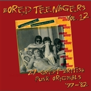 VARIOUS - BORED TEENAGERS, VOL. 12