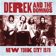 DEREK & THE DOMINOS - NEW YORK CITY 1970 (2CD)