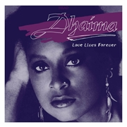 DHAIMA - LOVE LIVES FOREVER (PURPLE)