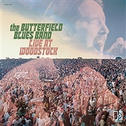 BUTTERFIELD BLUES BAND - LIVE AT WOODSTOCK (2LP)