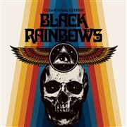 BLACK RAINBOWS - (YELLOW/BLUE) COSMIC RITUAL SUPERTRIP (2LP)