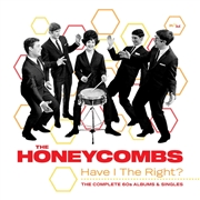 HONEYCOMBS - HAVE I THE RIGHT? (3CD)