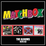 MATCHBOX - THE ALBUMS 1979-82 (4CD)
