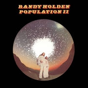 HOLDEN, RANDY - POPULATION II (BLACK)