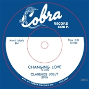 JOLLY, CLARENCE - DON'T LEAVE ME/CHANGING LOVE