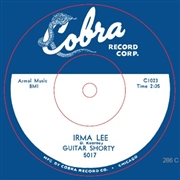 GUITAR SHORTY - IRMA LEE/YOU DON'T TREAT ME RIGHT