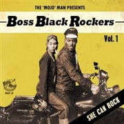 VARIOUS - BOSS BLACK ROCKERS, VOL. 1