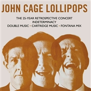 CAGE, JOHN - LOLLIPOPS (3CD)