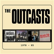 OUTCASTS (N. IRELAND) - 1978-85 (3CD)