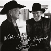 NELSON, WILLIE -& MERLE HAGGARD- - DJANGO AND JIMMIE