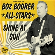 "BOORER, BOZ -ALL STARS- - SHINE AT SUN (2X7"")"