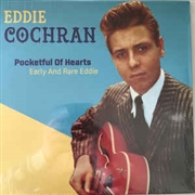 COCHRAN, EDDIE - POCKETFUL OF HEARTS (EARLY AND RARE)
