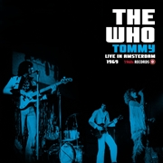 WHO - TOMMY LIVE IN AMSTERDAM 1969