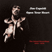 CAPALDI, JIM - OPEN YOUR HEART (4CD)