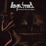 LETHAL STEEL - (BLACK) RUNNING FROM THE DAWN