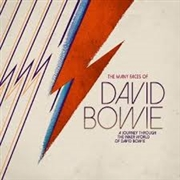 BOWIE, DAVID - THE MANY FACES OF DAVID BOWIE (2LP)