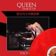 QUEEN - TEAR IT UP (RED)