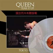QUEEN - TEAR IT UP (CLEAR)