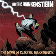 ELECTRIC FRANKENSTEIN - (RED) THE DAWN OF ELECTRIC FRANKENSTEIN