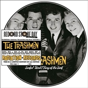 TRASHMEN - SURFIN' BIRD/KING OF THE SURF (PD)