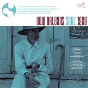 VARIOUS - NEW ORLEANS SOUL 1969