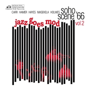 VARIOUS - SOHO SCENE '66, VOL.2 (JAZZ GOES MOD)