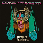 HIATUS KAIYOTE - CHOOSE YOUR WEAPON (2LP)