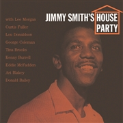 SMITH, JIMMY - HOUSE PARTY