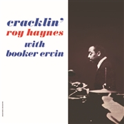 HAYNES, ROY -WITH BOOKER ERVIN- - CRACKLIN'