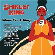 KING, SHIRLEY - BLUES FOR A KING