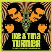 TURNER, IKE & TINA - COMPLETE POMPEII RECORDINGS 1968-1969 (3CD)