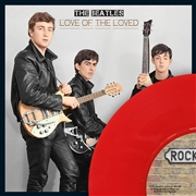 BEATLES - LOVE OF THE LOVED (RED)