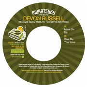 RUSSELL, DEVON - MOVE ON UP/GIVE ME YOUR LOVE