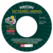 THOMAS, PAT -& MARIJATA- - I CAN SAY/LET'S THINK IT OVER
