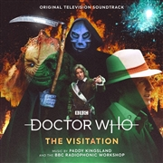 KINGSLAND, PADDY - DOCTOR WHO: THE VISITATION O.S.T.